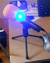 USB-mic