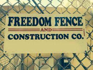 FreedomFence